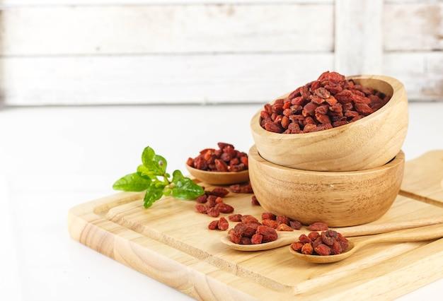 Hierbas chinas - bayas de goji