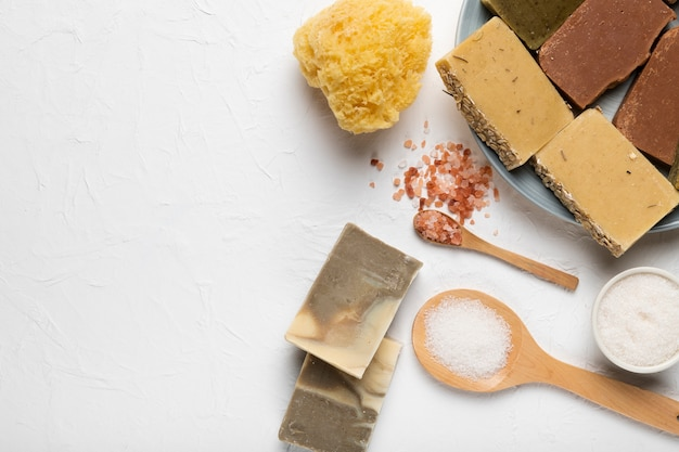 Higiene cosmética productos balsámicos