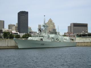 Hmcs montreal, buque
