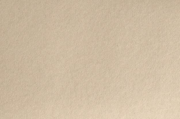 Hoja de papel cartón marrón, textura de fondo abstracto