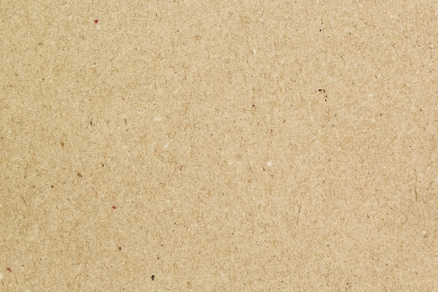 Hoja de textura de papel marrón. cartulina de papel de fondo.