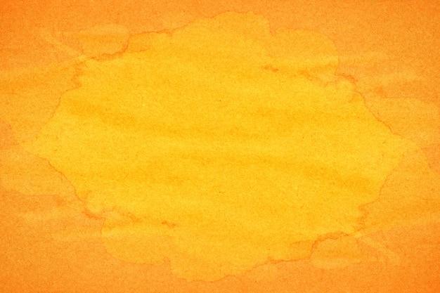 Hoja de textura de papel marrón para el fondo.