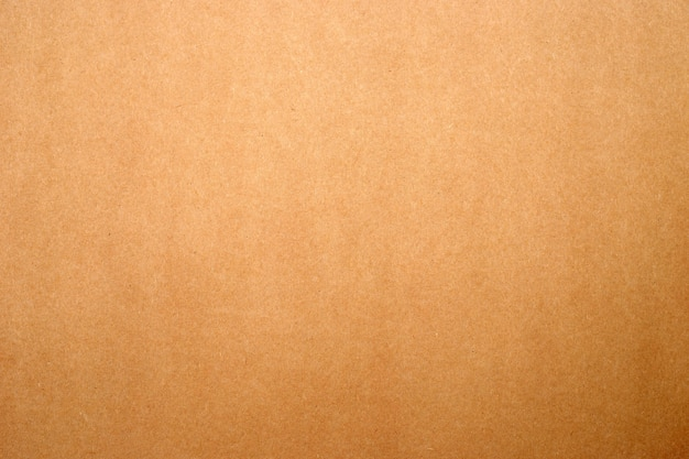 Hoja de textura de papel marrón para pared.