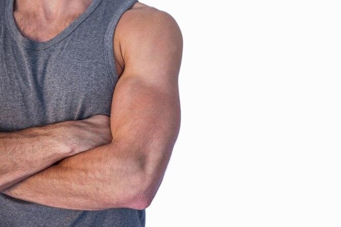 Brazo Musculoso   Fotos y Vectores gratis
