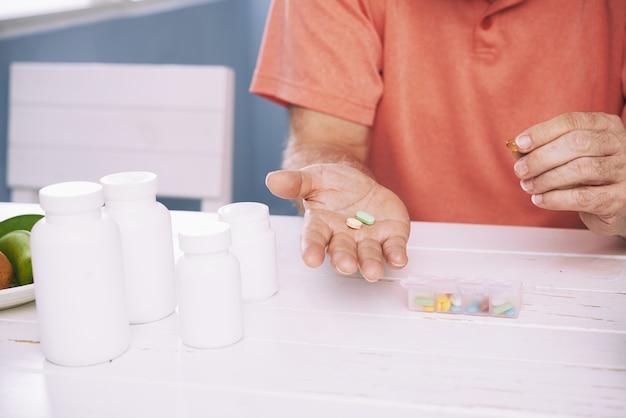Hora de tomar pastillas