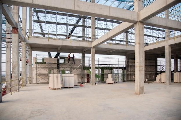 Hormigón estructura viga columna losa piso epoxi