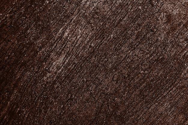 Hormigón grunge marrón con textura