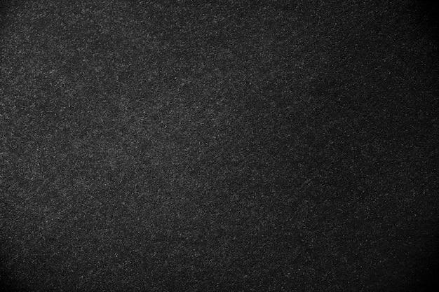 Hormigón liso negro con textura