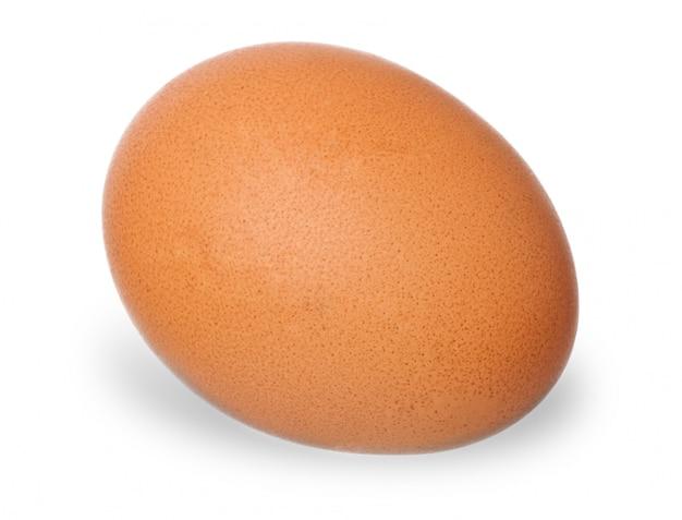 Huevo marrón