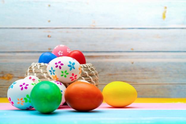 Huevo de pascua, feliz pascua domingo caza decoraciones navideñas
