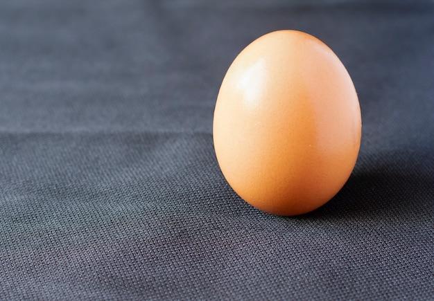 Huevo en textura