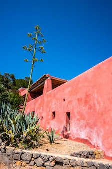 Ibiza cala salada y saladeta en baleares