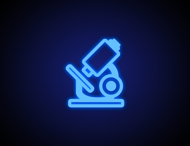 Icono médico sobre fondo abstracto