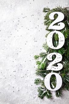 Idea feliz año nuevo 2020