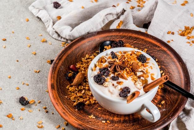 Ideas para un desayuno otoño invierno.