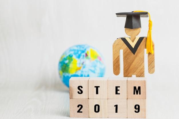 Ideas para la educación stem sobre ciencia, tecnología, ingeniería, palabra matemática