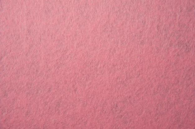 Ight textura de fieltro rosa