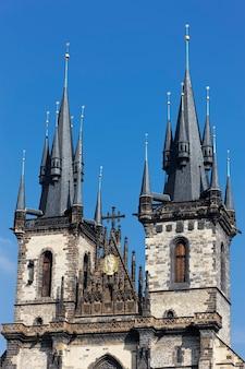 Iglesia bohemia