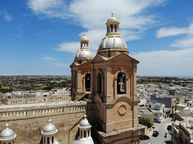 Iglesia en el castillo de medina.