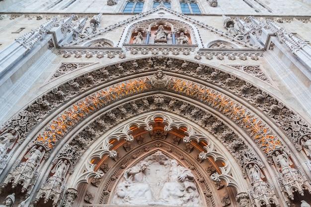 Iglesia catedral croacia