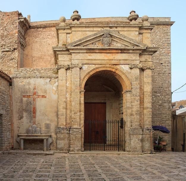 Iglesia de san domenico, erice