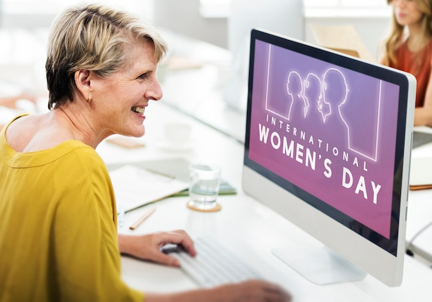 Igualdad de la mujer derechos de género liberación
