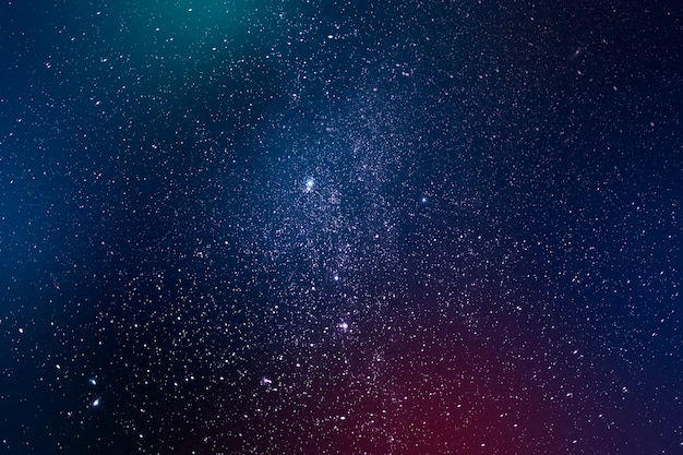 Ilustración de fondo de galaxia oscura