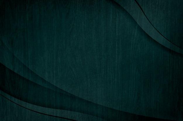 Ilustración de fondo con textura de madera verde oscuro
