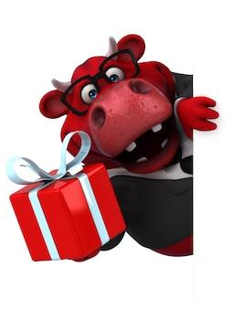 Ilustración de red bull