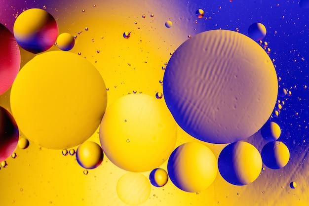 Imagen científica de la membrana celular.
