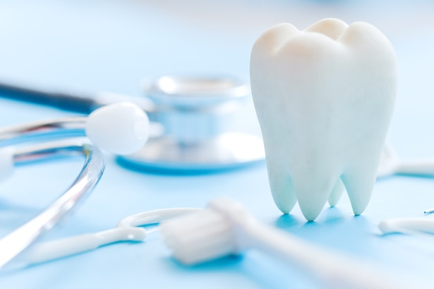 Imagen del concepto de dental