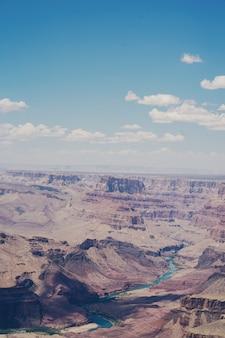 Imágenes de la naturaleza del gran cañón en arizona, ee.uu.