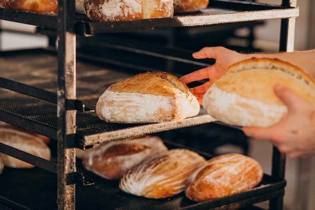 Industria de panificación, pastelería sabrosa