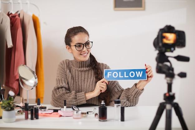 Influencer de redes sociales