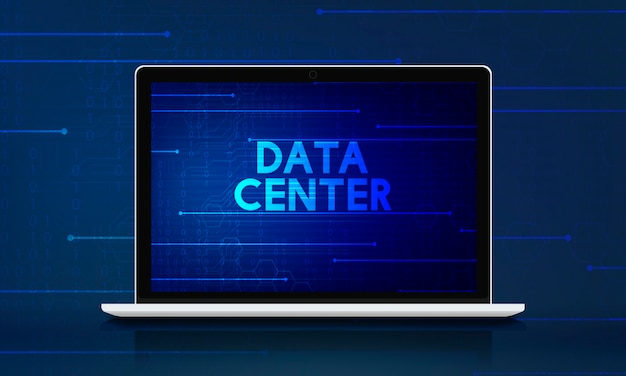 Información del centro de datos de la red informática