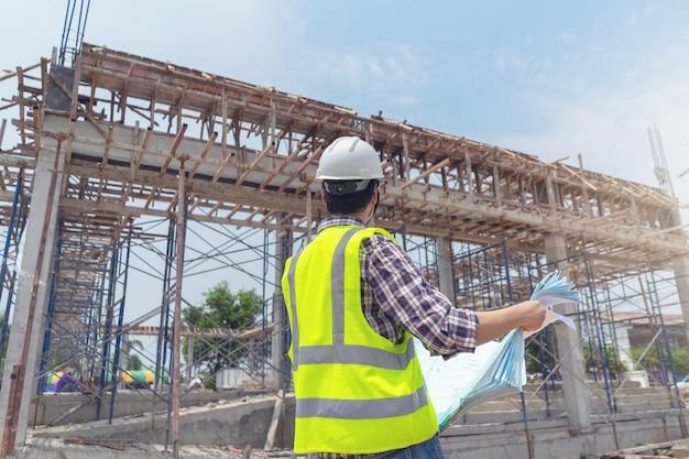 Ingeniero de construccion