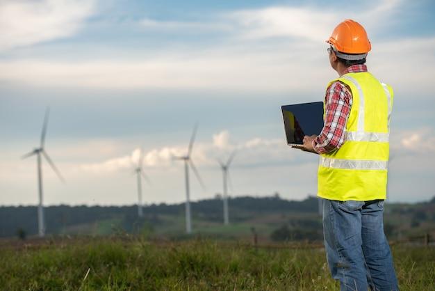 Ingeniero de molinos de viento