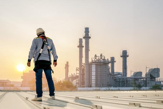 Ingeniero de planta de energia