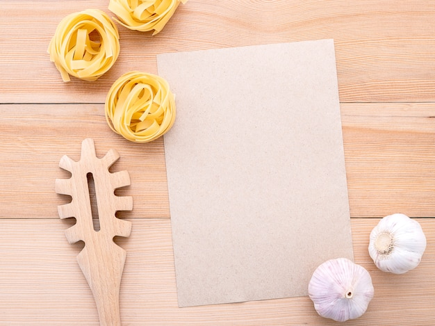 Ingredientes de la cocina italiana