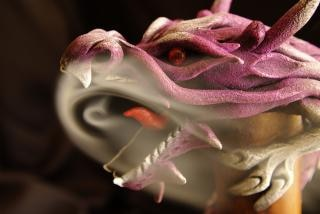 Insense dragón, la antigua