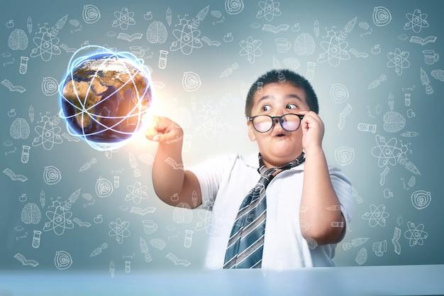 Inspiración de aprendizaje global