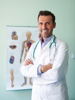 Intento ser el mejor doctor