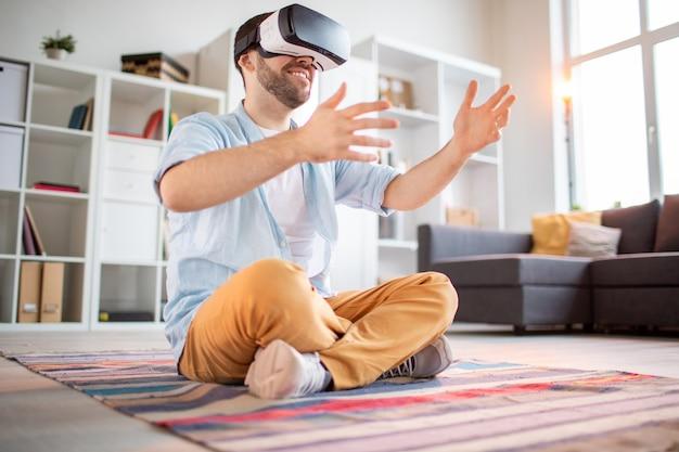 Interacción virtual