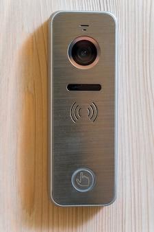 Intercomunicador con cámara de video