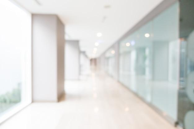 Interior borroso abstracto del hotel