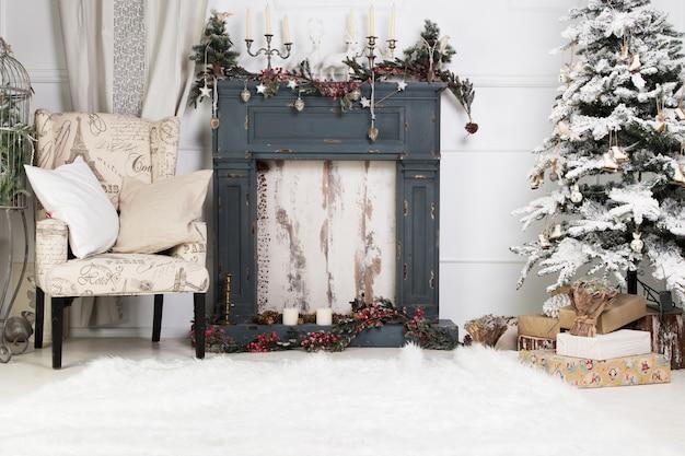 Interior de navidad