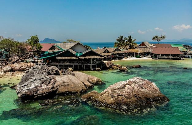 Isla khai nok, isla khai en phang nga atracción turística