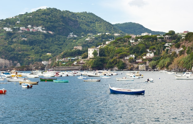Italia, isla de ischia