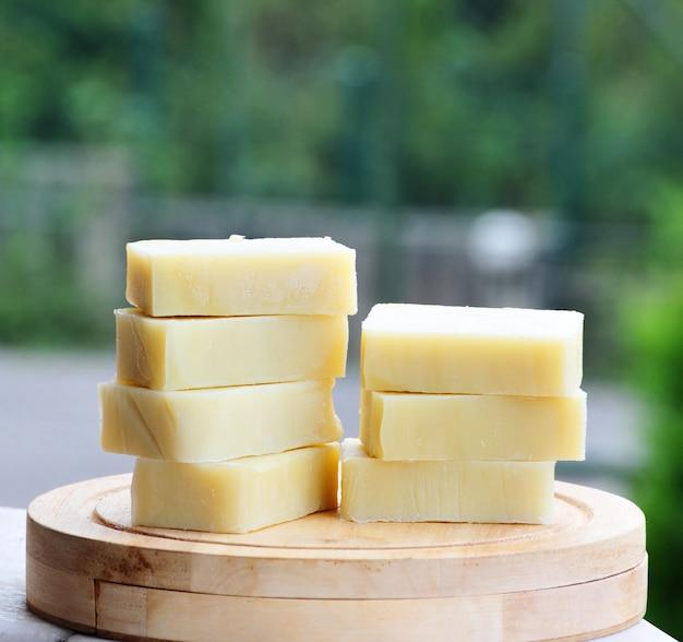 Jabón de belleza natural