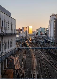 Japón paisaje urbano